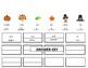 Fall rhythms composition worksheet