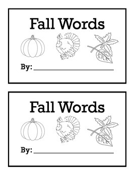Fall themed mega pack