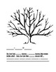 Fall to Winter leaf subtraction interactive book