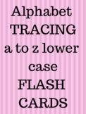 Lowercase , Dots Tracing. Flash Cards PDF