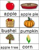 Fall/Autumn Write the Room