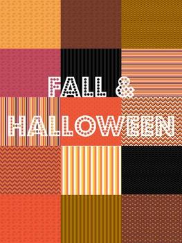 Fall/Halloween Backgrounds