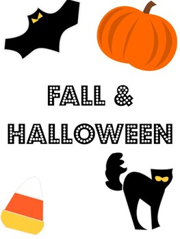 Fall/Halloween Clipart