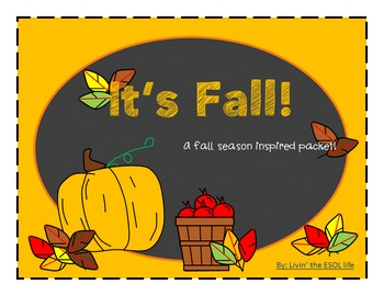 All about the Seasons Bundle & Fall extras