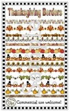 Fall/Thanksgiving Borders/Page Dividers