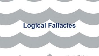 Fallacies Introduction