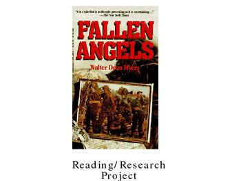 Fallen Angel Reading/Research Project