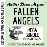 Fallen Angels by Walter Dean Myers Assessment Bundle - Google Drive