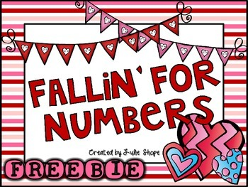 Fallin' For Numbers {FREEBIE}
