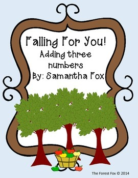 Fallin' For You: Adding Three Numbers