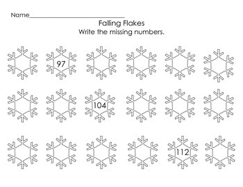Falling Flakes