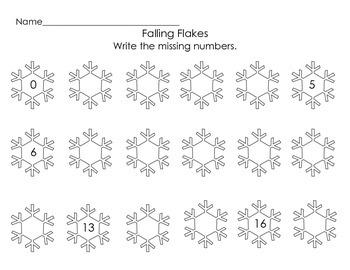 Falling Flakes