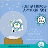 Falling Flakes: Apraxia Snowflakes