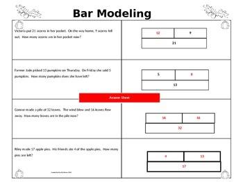 Falling For Bar Modeling