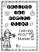 Falling For Number Sense with Numbers 5-12