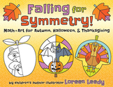 Symmetry for Fall, Halloween, and Thanksgiving