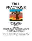Falling Into Fractions-Game