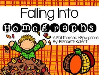 Falling Into Homographs