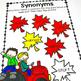 No Prep Receptive & Expressive Language Worksheets - Fall Edition