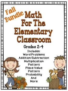 Math - Fall Bundle