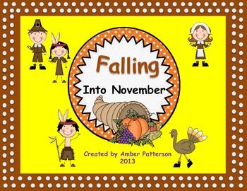 Falling Into November