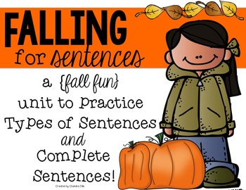 Falling for Sentences Unit