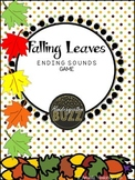 Falling Leaves: Ending Sounds Game