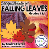Falling Leaves Language Arts Differentiated Booklets