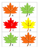 Falling Leaves Math - Angles