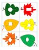 Falling Leaves Math - Basic Shapes