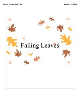 Falling Leaves Music Poetry Composition