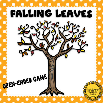 Falling Leaves:  Open-ended Game