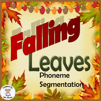 Phoneme Segmentation - Falling Leaves