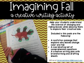 Falling Leaves: Science Reading and Creative Writing