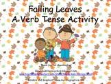 Falling Leaves -  Verb Tense Activities