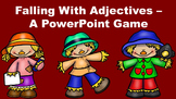Falling With Adjectives - A PowerPoint Game