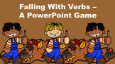 Falling With Verbs - A PowerPoint Game