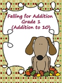 Falling for Addition Grade 1