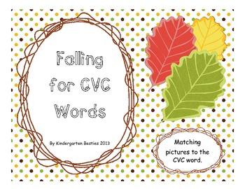 Falling for CVC Words