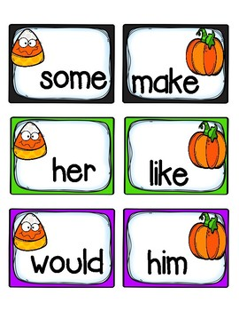 Falling for Fry Words!