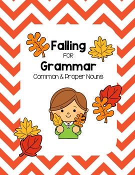 Falling for Grammar - Common & Proper Nouns