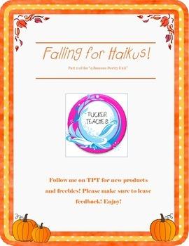 Falling for Haikus