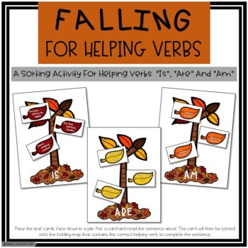 Falling for Helping Verbs