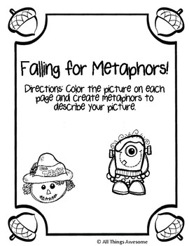 Falling for Metaphors!