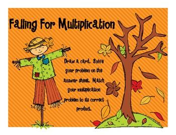 Falling for Multiplication