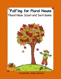 """""""Fall""""ing for Plural Nouns (_s, _es, _ies) L.2.1, L.2.2"""