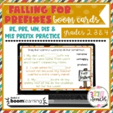 Falling for Prefixes - BOOM LEARNING *Pre, Re, Mis, Dis and Un*