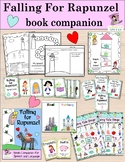 Falling for Rapunzel:  A Fairy Tale Themed Book Companion for Speech Therapy