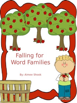 Falling for Word Families (-an, -ap, -at)