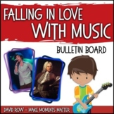 Falling in Love with Music - Musician of the Month Music B